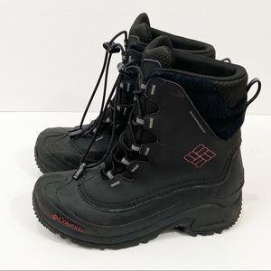 COLUMBIA Bugaboot Waterproof Winter Snow Boot Sz 5